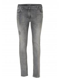 Bawełniane jeansy Betty...
