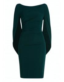 Zielona sukienka Vera Mont
