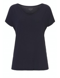 Granatowy T-shirt Betty & CO