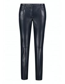 Granatowe spodnie BETTY & CO