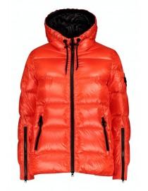 Pomarańczowa kurtka Betty...